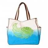 Shell Ombre Tote